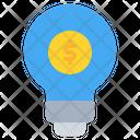 Lamp Idea Light Icon
