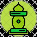 Lamp Mosaic Ramadan Icon