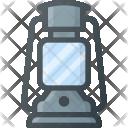 Lamp Lightt Gas Icon
