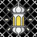 Lamp Eid Mubarak Icon
