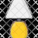 Lamp Table Lamp Bulb Icon