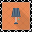 Lamp Light Floorlamp Icon