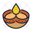 Lamp Light Festival Icon