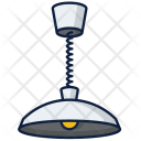 Lamp Chandelier Light Icon