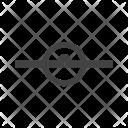 Lamp Circuit Led Icon