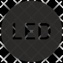 Lamp Led Light Icon