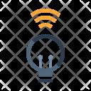 Lamp Idea Internet Icon