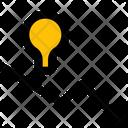 Decrease Chart Decrease Idea Graph Icon