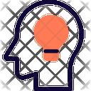 Mind Idea Creative Mind Idea Icon