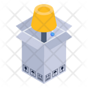 Lamp Delivery Icon