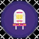 Lamp Electronics Icon