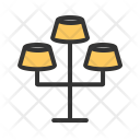 Lamps Stand Furniture Icon
