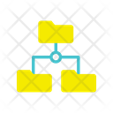 Lan Network Connection Icon