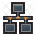 Lan Local Area Network Vpn Icon
