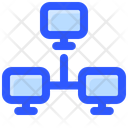 Internet Technology Lan Local Network Icon