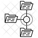 Lan Network Internet Icon