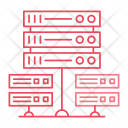 Server Connect Storage Icon