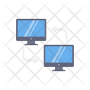 Lan Connection Computer Network Local Network Icon