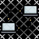 Lan Connection Lan Network Computer Network Icon
