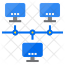 Lan Network Computer Network Local Network Icon