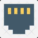 Internet Plug Telephone Icon