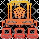 Lan Setting Icon