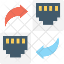 Lan Share Connection Icon