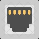 Lan socket Icon