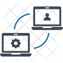 Lan Technology Local Area Network Network Icon