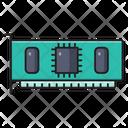 Lancard Chip Hardware Icon
