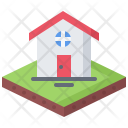Land Stead Building Icon