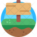 Land Invesment Nature Icon