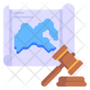 Land Dispute Icon