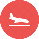 Flight Land Plane Icon