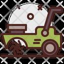 Land Machine Icon