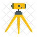 Land Surveying Tool Icon