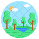 Landforms Icon