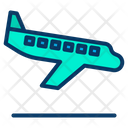 Aircraft Airport Plan Landing Icon