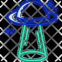 Landing Alien Icon