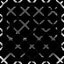 Landing Page Web Internet Icon