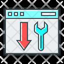 Landing Page Configuration Landing Icon