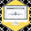 Landing Page Coding Programming Icon