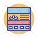 Mlanding Page Optimization Icon