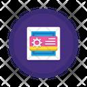 Mlanding Page Optimization Icon