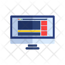 Landing page web Icon