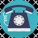 Landline Telephone Call Icon