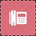 Landline Call Phone Icon