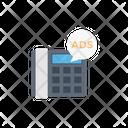Ads Landline Sponsor Icon
