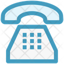 Landline Phone Call Icon
