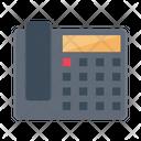Landline Telephone Receiver Icon